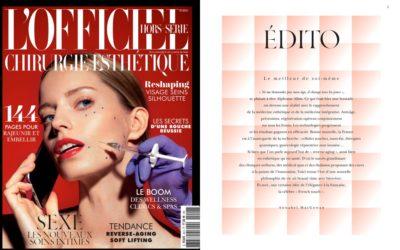 Focus sur le ThermiSmooth dans l'Officiel spécial Chirurgie Esthétique